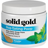Solid Gold Supplements S.E.P. Stop Eating Poop Powder Dog Supplement, 3.5-oz jar