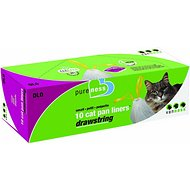 Van Ness Drawstring Cat Pan Liners, Small, 10 count