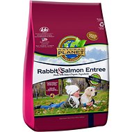 Natural Planet Rabbit & Salmon Entree Grain-Free Dry Dog Food, 5-lb bag