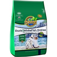 Natural Planet Duck & Whitefish Entree Grain-Free Dry Dog Food, 5-lb bag