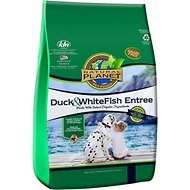 Natural Planet Duck & Whitefish Entree Grain-Free Dry Dog Food, 15-lb bag