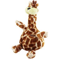 Booda Bellies Dog Toy, Giraffe