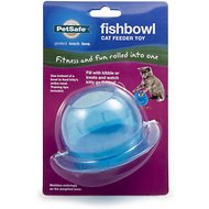 PetSafe Funkitty Fishbowl Cat Toy