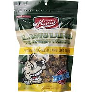 Merrick Lamb Lung Training Dog Treats, 5-oz bag