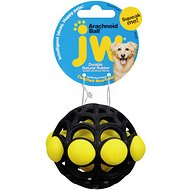 JW Pet Arachnoid Ball Dog Toy, Small