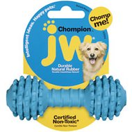 JW Pet Chompion Dog Toy, Color Varies, Lightweight
