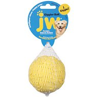 JW Pet Giggler Ball Squeaky Dog Toy, Medium