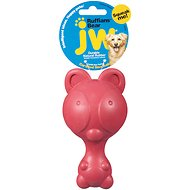 JW Pet Ruffians Bear Squeaky Dog Toy