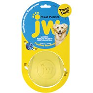 JW Pet Treat Puzzler Ball Dog Toy, Large