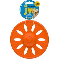 JW Pet Whirlwheel Flying Disk Dog Toy, Small