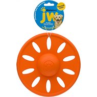 JW Pet Whirlwheel Flying Disk Dog Toy, Large