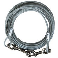 Aspen Pet Large Tie-Out Cable, 30-ft