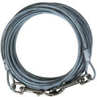 Aspen Pet Medium Tie-Out Cable, 20-ft