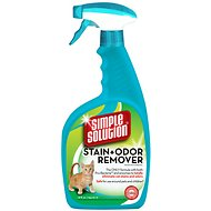 Simple Solution Cat Stain & Odor Remover, 32-oz bottle