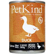 PetKind That's It! Duck Grain-Free Canned Dog Food, 13-oz, case of 12