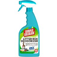 Simple Solution Cat Litter Box Deodorizer, 16-oz bottle