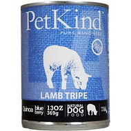 PetKind That's It! Lamb Tripe Canned Dog Food, 13-oz, case of 12