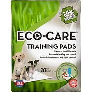 "Simple Solution Eco-Care Training Pads, 21"" x 22"", 10 count"