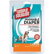 Simple Solution Washable Diaper, Large
