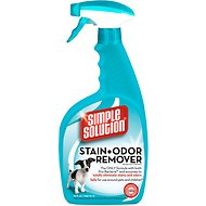 Simple Solution Stain & Odor Remover, 32-oz bottle