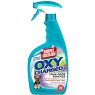 Simple Solution Oxy Charged Stain & Odor Remover, 32-oz bottle