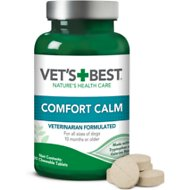 Vet's Best Comfort Calm Dog Supplement, 30 count