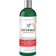 Vet's Best Allergy Itch Relief Shampoo for Dogs, 16-oz bottle