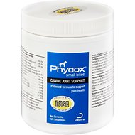Phycox Small Bites Soft Chews Joint Support Dog Supplement, 120 count