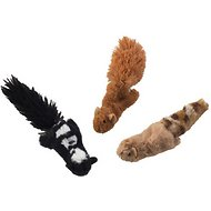 Ethical Pet Skinneeez Forest Creature with Catnip Cat Toy