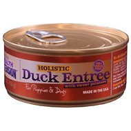 Health Extension Duck Entree with Sweet Potatoes Grain-Free Canned Dog Food, 5.5-oz, case of 24