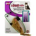 Ethical Pet Door-Able Bouncing Mouse with Catnip Cat Toy