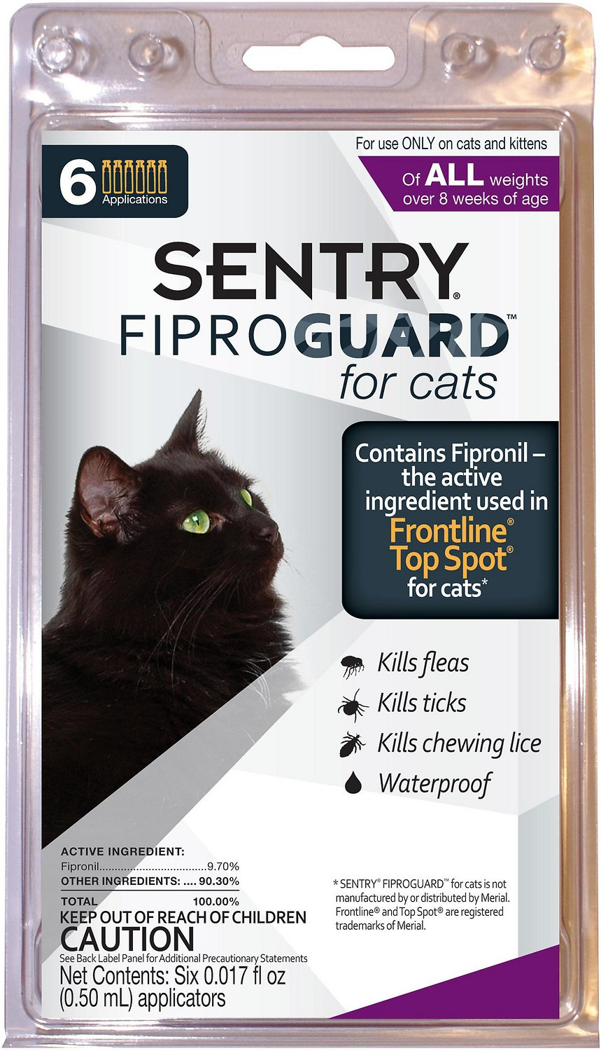 Cat Products | SENTRY Pet Care Products