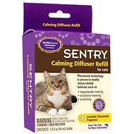 Sentry Calming Diffuser Refill for Cats, 1.5-oz bottle