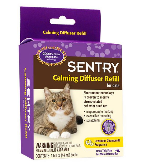 Sentry Calming Diffuser For Cats Reviews