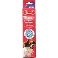 Sentry Petrodex Veterinary Strength Poultry Cool Mint Flavor Puppy & Toy Dog Toothpaste, 2.5-oz tube