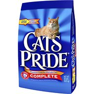 Cat's Pride Premium Complete Multi-Cat Clay Cat Litter, 20-lb bag