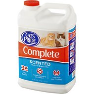Cat's Pride Premium Complete Multi-Cat Scoopable Cat Litter, 20-lb jug