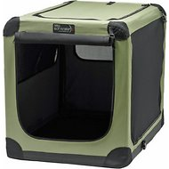 Firstrax Noz2Noz Sof-Krate N2 Series Indoor & Outdoor Pet Home, 26-inch