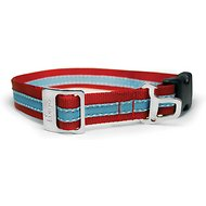 Kurgo Wander Nylon Dog Collar with Bottle Opener, Red, Large