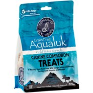 Annamaet Grain-Free Aqualuk Cold Water Formula Dog Treats, 10-oz bag