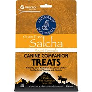 Annamaet Grain-Free Salcha Poulet Formula Dog Treats, 10-oz bag
