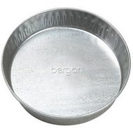 Bergan Galvanized Pet Bowl, 14-cup