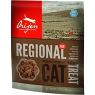 Orijen Regional Red Freeze-Dried Cat Treats, 1.25-oz bag