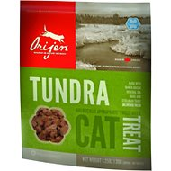 Orijen Tundra Freeze-Dried Cat Treats, 1.25-oz bag (Original)