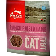 Orijen Ranch Raised Lamb Freeze-Dried Cat Treats, 1.25-oz bag (Original)