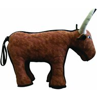 Tuffy's Bull Bevo Dog Toy