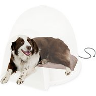 K&H Pet Products Lectro-Soft Igloo-Style Heated Pad & Cover, Medium