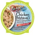 Against the Grain Chicken & Polyhauai'i Berry Dinner Grain-Free Wet Cat Food