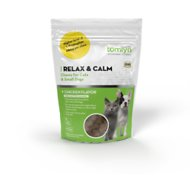 Tomlyn Relax & Calm Chicken Flavor Small Dog & Cat Supplement, 30-count