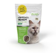 Tomlyn Laxatone Hairball Remedy Chicken Flavor Cat Chews, 60 count